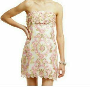 Lilly Pulitzer Celina Scallop Dress